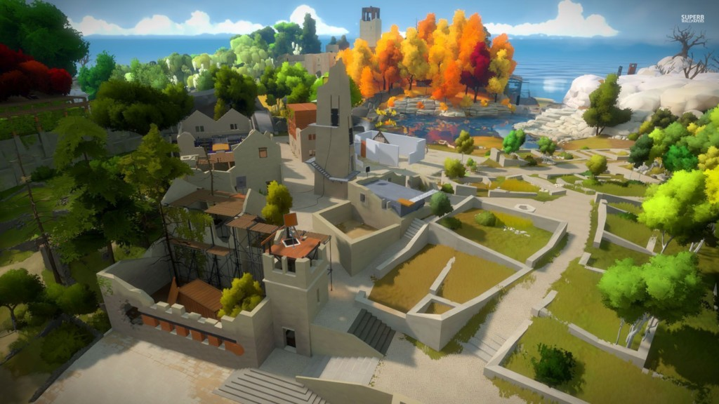 The Witness 34000 1920x1080