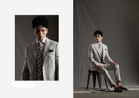Suit Palette Puro Ego Coleccion Tailoring Trendencias Hombre 2019 13