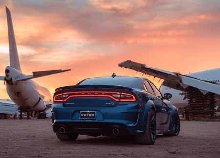 Dodge Charger Srt Hellcat Widebody 2019 24
