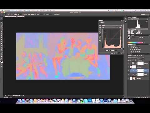Tutorial en vídeo para imitar la estética de cualquier fotografía usando las curvas de Photoshop