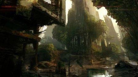 Estos artworks de 'Crysis 3' te producirán un profundo bienestar