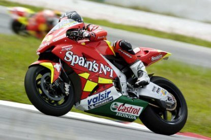 Parrilla completa de MotoGP para este fin de semana