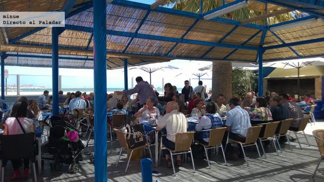 Restaurante mediterr neo en pinedo para acertar con una paella valenciana - Restaurante en pinedo ...