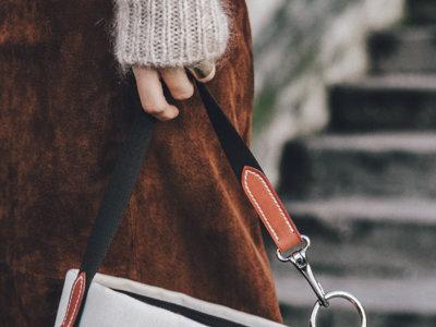 Los bolsos de tela ahora también son de lujo