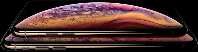 nombres iPhone xr, iPhone xs, iPhone xs Max