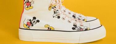Mickey Mouse viene pisando fuerte: cinco sneakers con el ratón más famoso como (único) protagonista