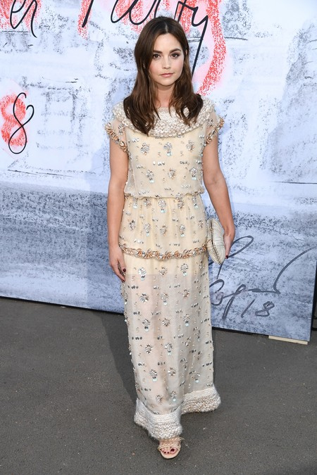 serpentine summer party Jenna Coleman