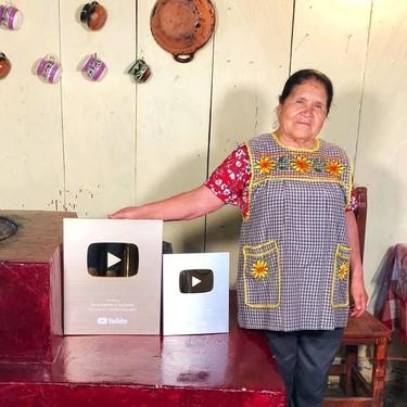 """""""De mi rancho a tu cocina"""" alcanzó 3 millones de suscriptores en YouTube"""