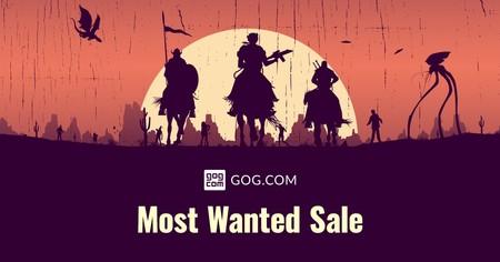 Estas son las mejores ofertas de GOG de los juegos más deseados de su catálogo