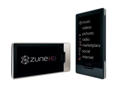 Zune HD tendrá una aplicación de Twitter mañana