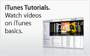 Apple publica 8 videotutoriales sobre iTunes