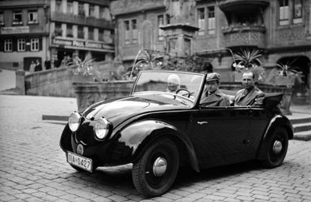 Volkswagen Versuchswagen II (1936)