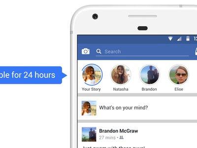 Es una realidad, 'nadie' utiliza las historias de Facebook y los estados en WhatsApp