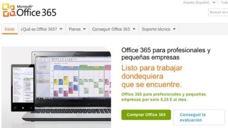 Microsoft lanza oficialmente Office 365 con su lista de precios