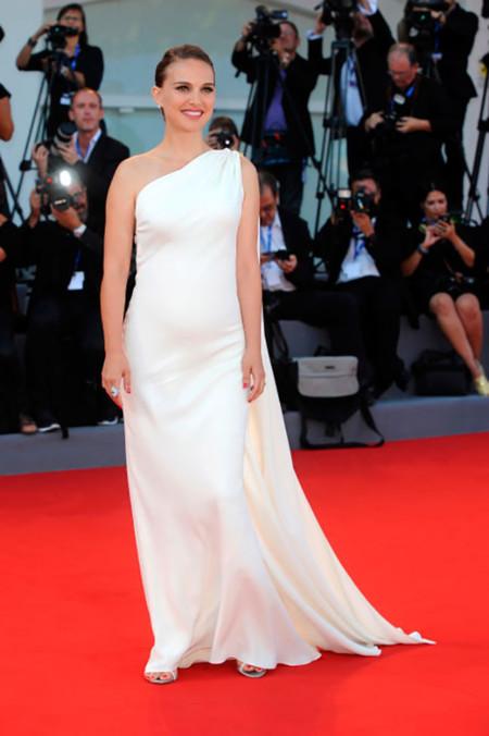 Madre mía que no ganamos para patucos: Natalie Portman también está embarazada
