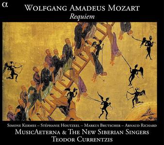 La grabación del mes: «Réquiem», de Wolfgang Amadeus Mozart, por MusicAeterna