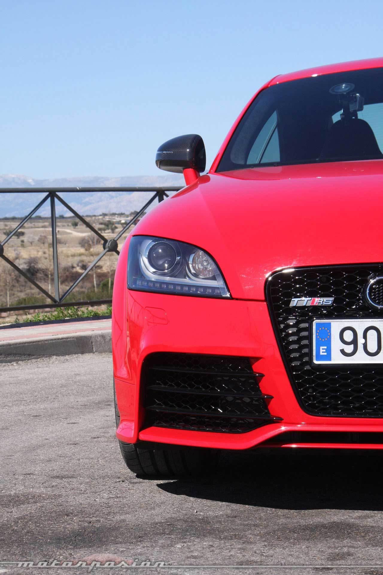 Foto de Audi TT RS S-Tronic (miniprueba) (43/51)