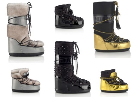 Moon Boots Jimmy Choo