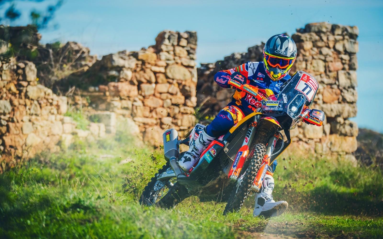 Foto de KTM 450 Rally Dakar 2019 (10/116)