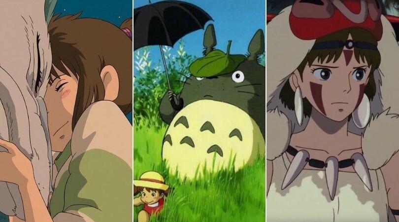 Todas las películas de Studio Ghibli, ordenadas de peor a mejor