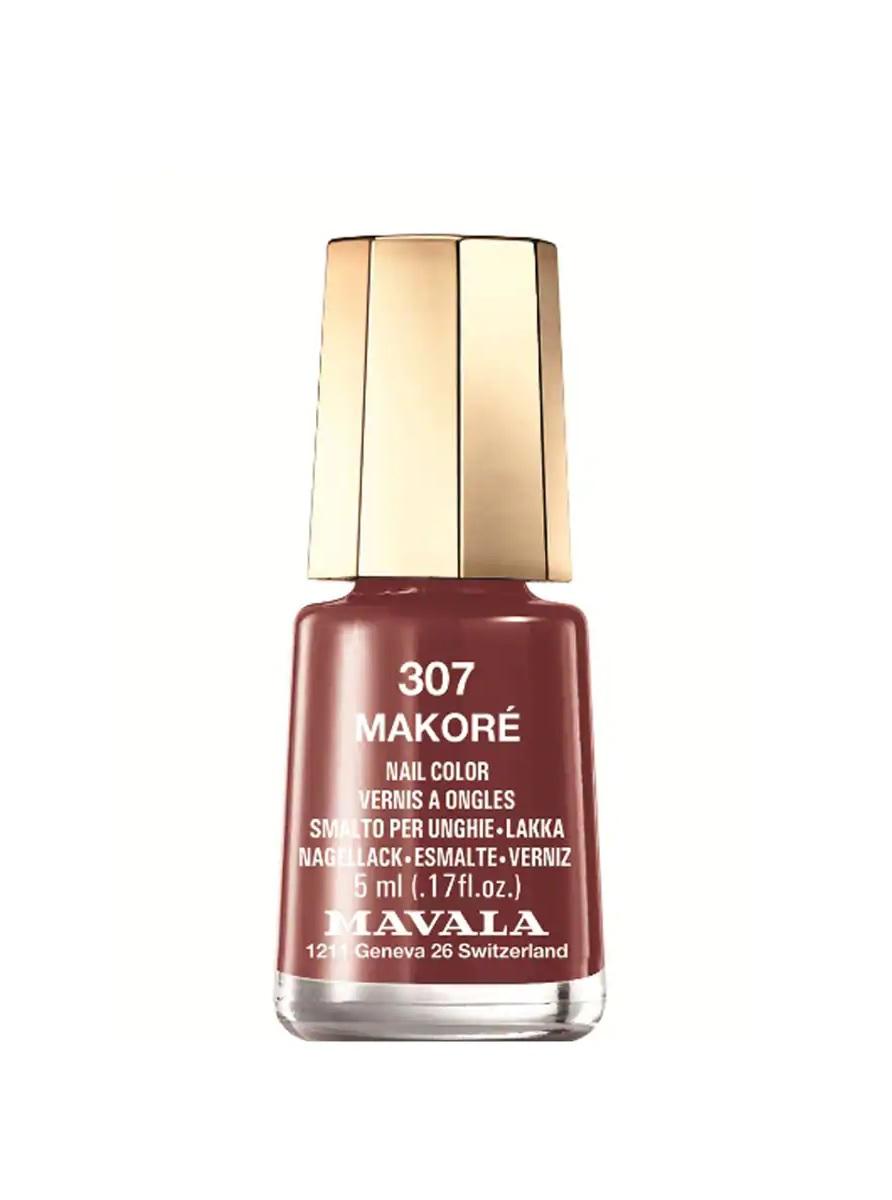 Esmalte de uñas Maroke de Mavala