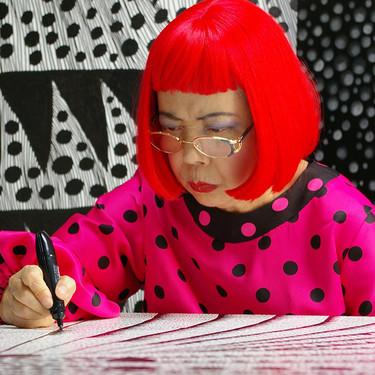Yayoi Kusama estrenará su propio documental durante el mes de septiembre, ¿te lo vas a perder?