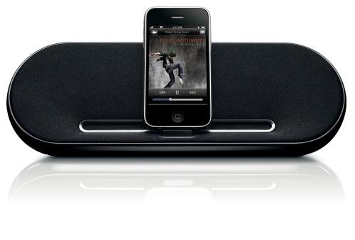 Foto de Bases Philips iPod IFA 2009 (2/5)