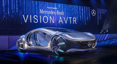 AVTR Mercedes-Benz