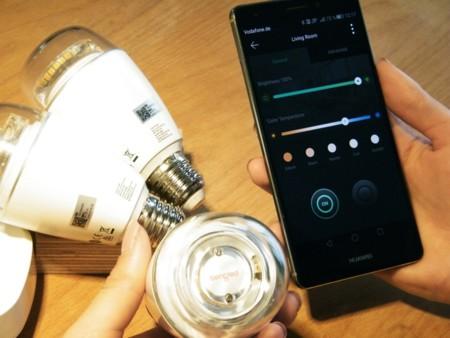 Element y control desde el móvil