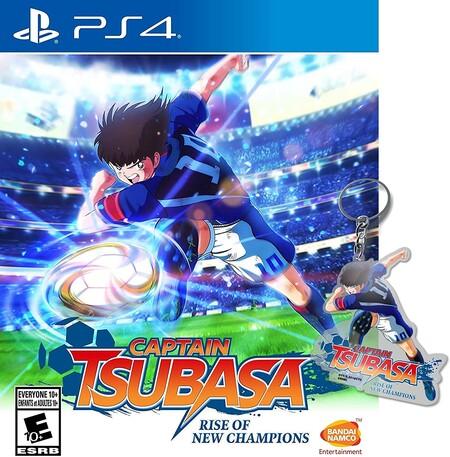 Captain Tsubasa Rife of New Champions para PlayStation 4 - Super Campeones