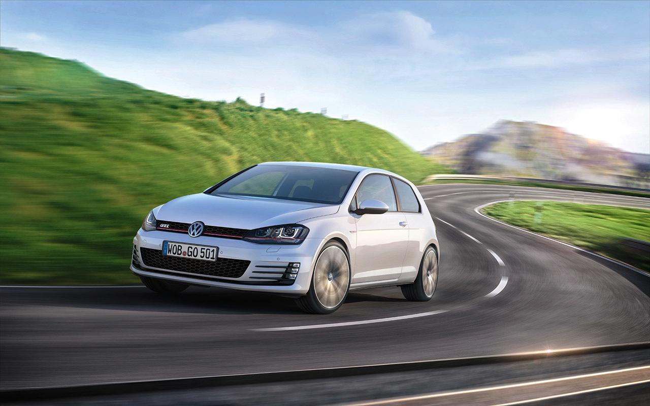 Foto de Volkswagen Golf GTI (1/5)