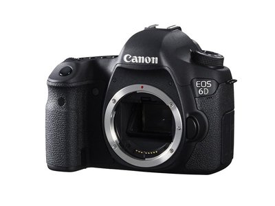 ¡Por debajo de los 1.000 euros! La full frame Canon EOS 6D, en eBay, esta semana a 959 euros