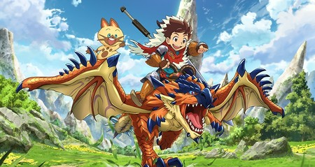 Monster Hunter Stories, el nuevo RPG de la saga a modo de spin-off, llegará a Europa el 8 de septiembre