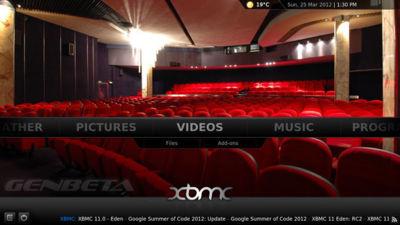 XBMC 11.0 Eden ya está listo para descargar