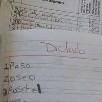 El curioso dictado de un niño mexicano que se ha hecho viral
