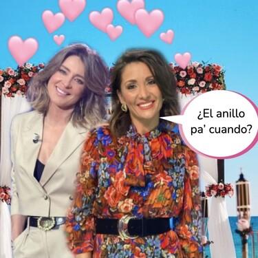 ¡Bomba! Sandra Barneda se declara oficialmente a Nagore Robles y desvela el mayor secreto de 'La Isla de las Tentaciones 4'