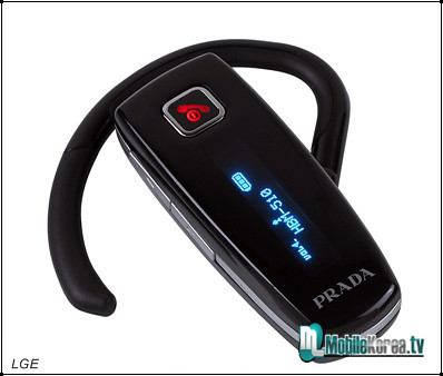 Auricular para el LG Prada