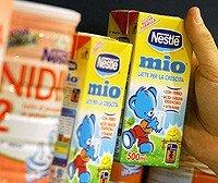 Nestlé retira leche infantil del mercado