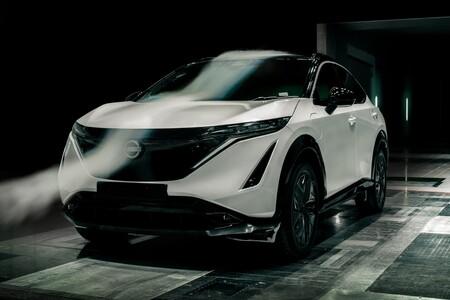 Nissan Ariya será el vehículo con mejor aerodinámica fabricado por la marca