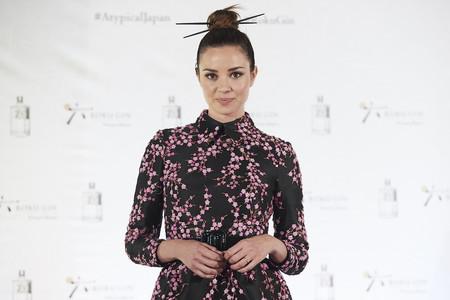 Dafne Fernández tiene el vestido negro más sofisticado que te sacará de apuros en más de una ocasión