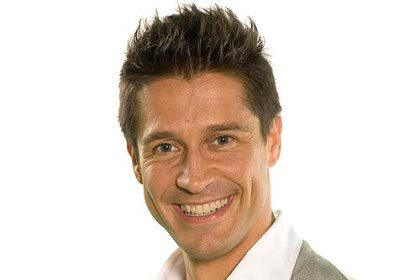 Cantizano, el presentador favorito de Antena 3