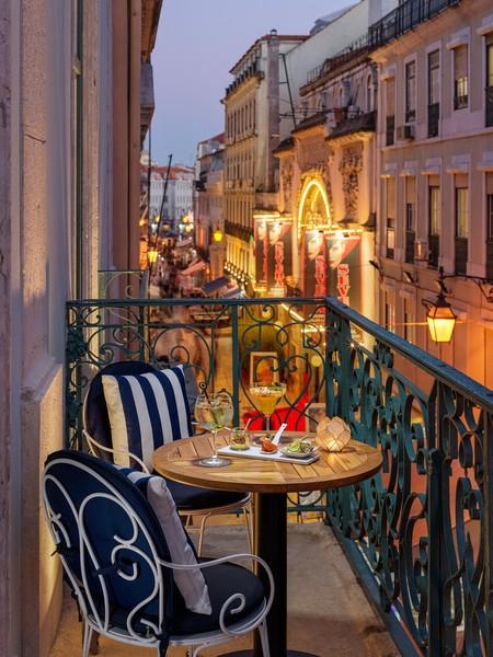 Hoteles centro de Lisboa