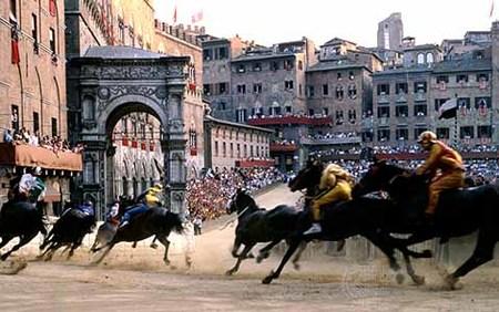 Il Palio de Siena