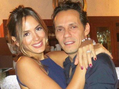 Aunque todos los sabíamos, Marc Anthony y Shannon de Lima confirman su separación