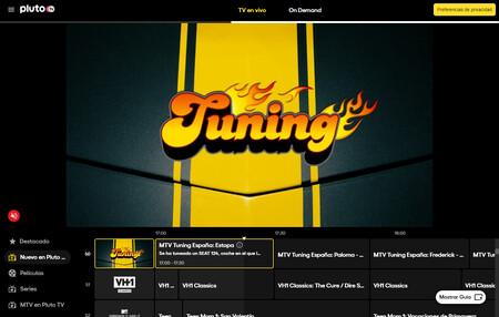 Pluto TV recibe hoy dos nuevos canales gratis: estos son todos los estrenos de mayo