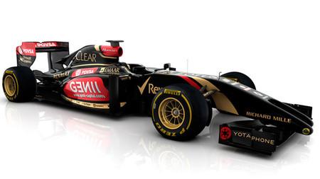 El Lotus E22 debutará en Jerez el día 7 de febrero