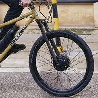 Cualquier bicicleta se puede convertir en una bicicleta eléctrica con 60 km de autonomía gracias a este kit por 430 euros