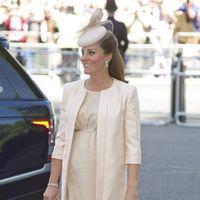 ¿Nos deleitará Kate Middleton con looks así de ideales en su tercer embarazo?