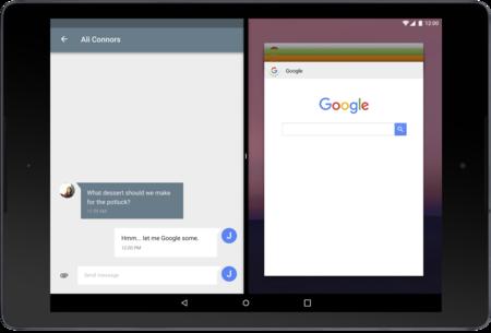 Android N Developer Preview filtrado: multiventana, nueva barra de notificaciones y más