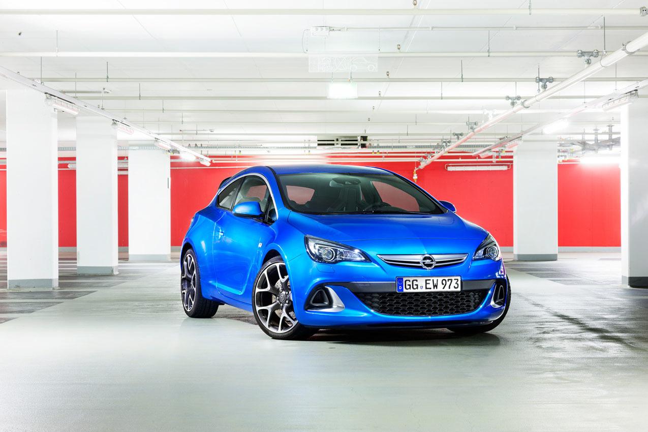Foto de Opel Astra OPC (8/46)